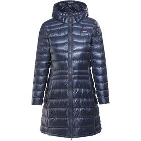 Y by Nordisk Faith Lightweight Abrigo de plumas Mujer, azul